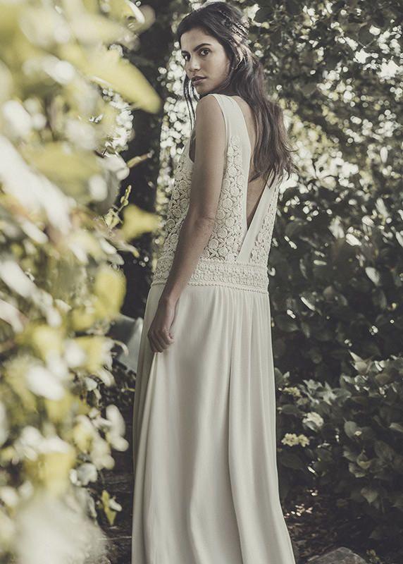 Laure de Sagazan 2015 -  | Robes de mariée | Collection Deux mille quinze