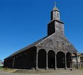 Iglesia de achao - Chiloe -Chile