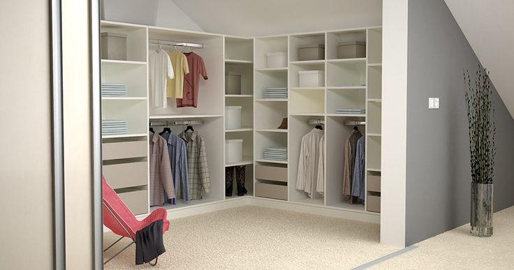 afbeeldingsresultaat voor inbouwkast schuine wand maken laundry room pinterest ankleide. Black Bedroom Furniture Sets. Home Design Ideas