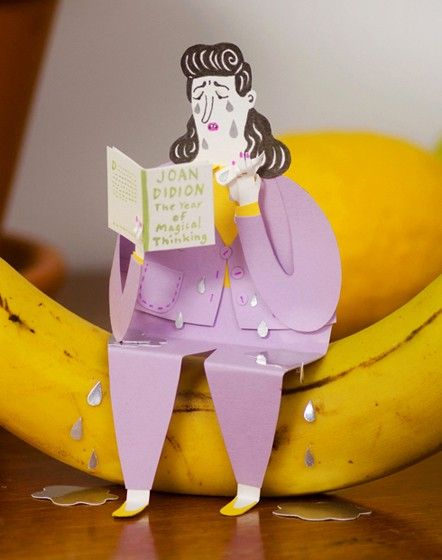 Paper people : Malin Koort How very clever!