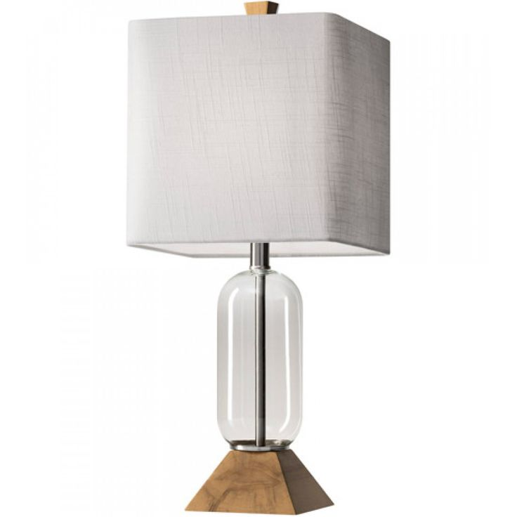 Kennedy Table Lamp- Natural, ,