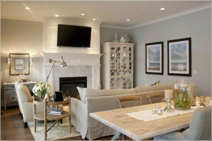 11 Tips To Optimize The Small Living Room For A Tiny House Living Room Dining Room Combo Dining Room Layout Small Living Dining #townhouse #living #room #dining #room #combo