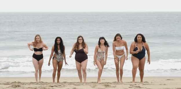 Experimentamos os trajes de banho da Victoria's Secret e este foi o resultado