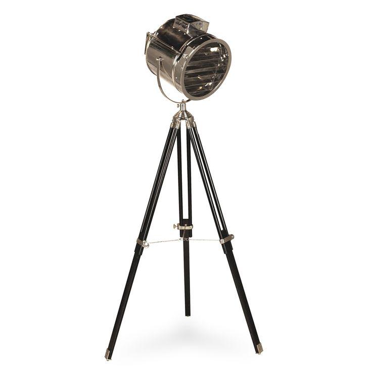 tripod floor lamp..i like