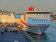 Athens Survival Guide: Greek Ferry Information
