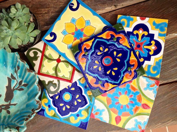 Baldosas con mucho color www.labaldoseria.com  Baldosas ...