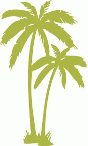 Silhouette Online Store - View Design #60562: palm trees
