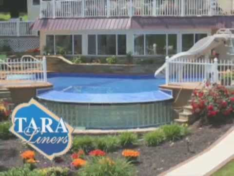 Vinyl Pool Liners And Winter Pool Safety Covers By Tara Manufacturing