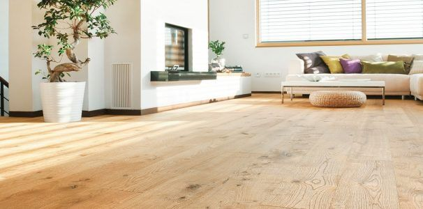 Haro, fabricante de parquet líder de Alemania son conscientes de supapel de modelo y guía, actuando consecuentemente. Así, por ejemplo, HARO es pionera desde un primer momento en la campaña Real Wood #haro #wood #flooring #wood #parquet