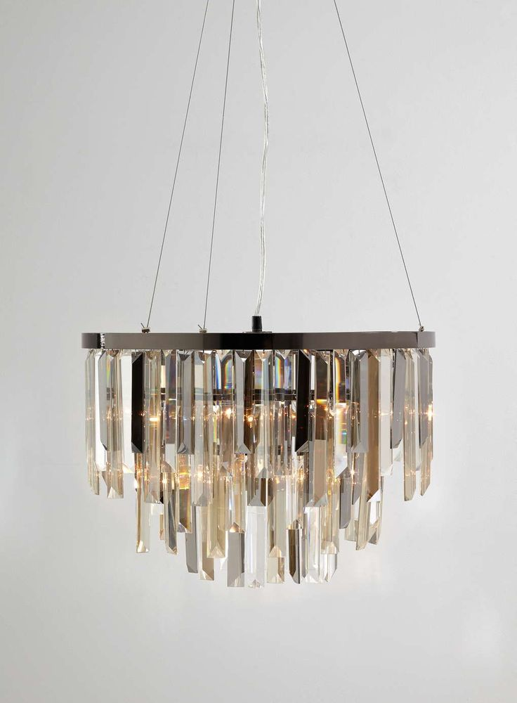 Photo 1 of Mink Valera Chandelier Pendant Ceiling Light