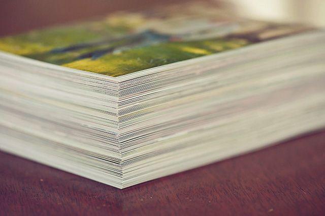 printing & organizing tips