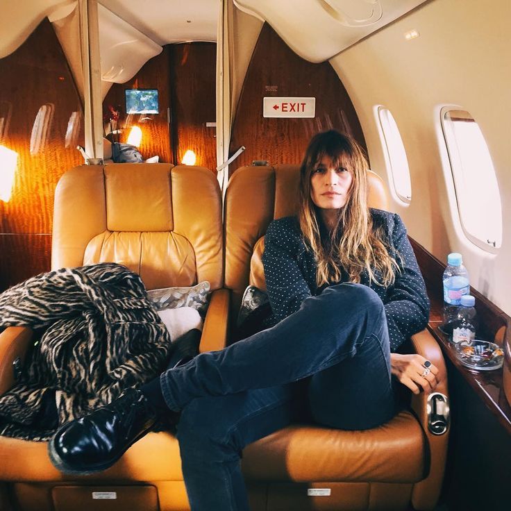 "#carolinedemaigret: ""Sorry had to show off"""