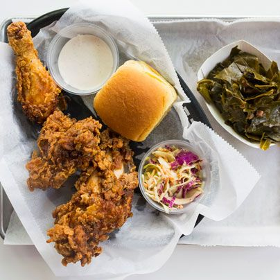 We've rounded up the crispiest, juiciest, most flavorful fried chicken in the country, from a $45 prized bird to the best K.F.C. (Korean Fried Chicken, that is).