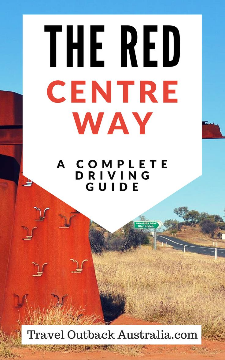 Red Centre Way Guide