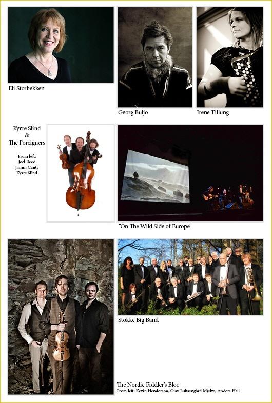 Norish Fest 2013 Artist! Press photos #nfdub