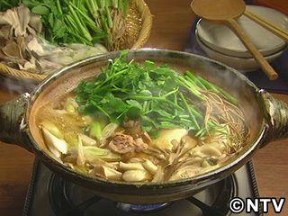 主役はせり、根っこまでどうぞ「せり鍋」のレシピを紹介!