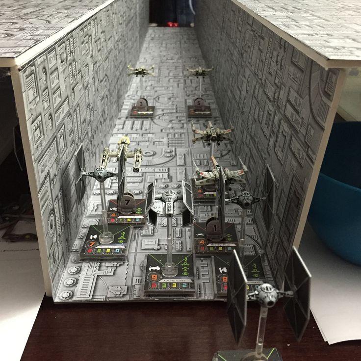 X-Wing Miniatures Death Star Assault