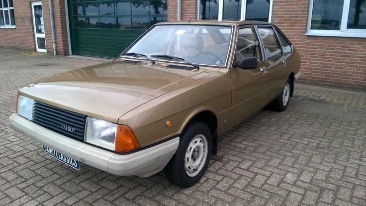 1980 Talbot-Simca 1510LS