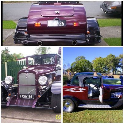 My 1926 Chevrolet .