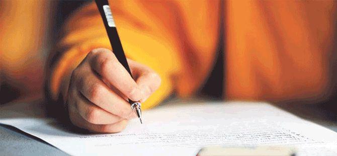 Merkezi Cezaevi'nde sınavlar başlıyor