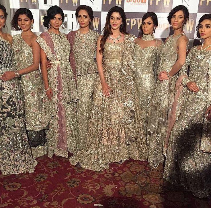 Republic womenswear Pakistani couture