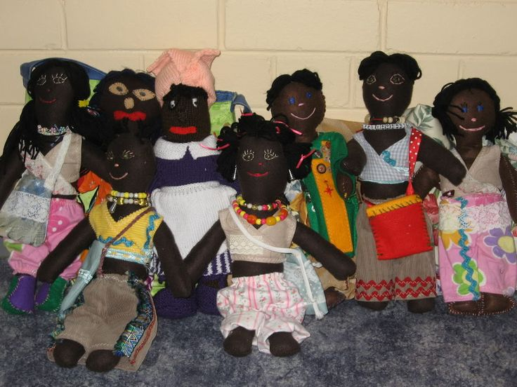 Uthando Project Craftalong - Dolls for Charity - MISCELLANEOUS TOPICS