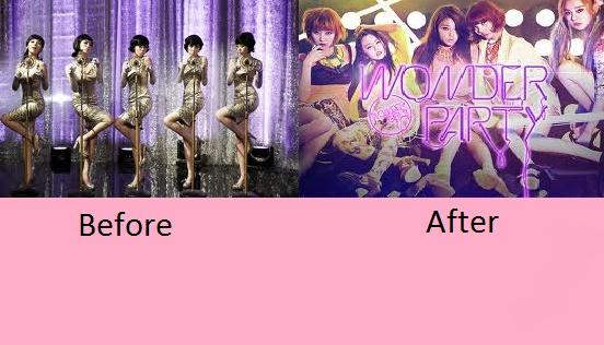 Wonder Girls! :)) ~♥~
