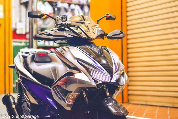 Design By S.R.Y Shop&Garage Thailand