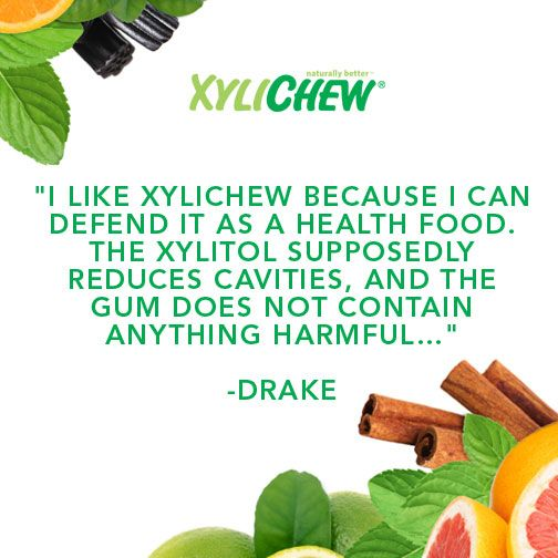 Xylichew..the healthy choice, the xylichoice.