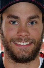 Eddie Läck ( #EddieLack ) - a Swedish pro ice hockey goaltender who played professionally in Sweden for Leksands IF of the HockeyAllsvenskan and Brynäs IF of the Elitserien, and currently is playing for the Carolina Hurricanes of the National Hockey League (NHL) - born on Tuesday, January 5th, 1988 in Norrtälje, Sweden