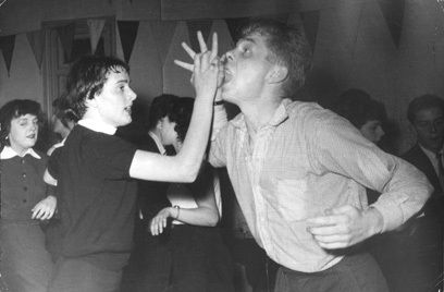 """Momma don't allow"" Karel Reisz & Tony Richardson, 1955."