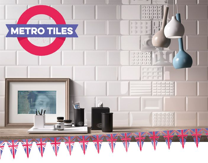 Kitchen Tiles London 66 best metro tiles images on pinterest | metro tiles, bathroom