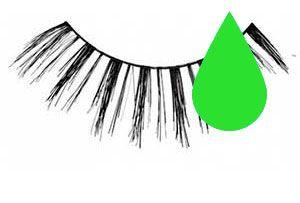 Latexfreie Wimpernkleber für Menschen mit einer Latex-Allergie findet ihr bei Wimpernwünsche!