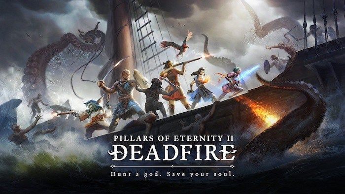 Pillars of Eternity 2 Deadfire Mac OS X Game Download | Mac Games Download
