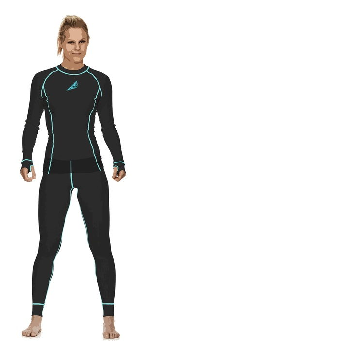 Thermal sports first-layers.