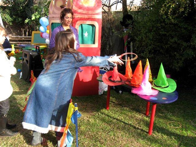 Juegos De Kermesse Caseros Buscar Con Google Juegos Pinterest