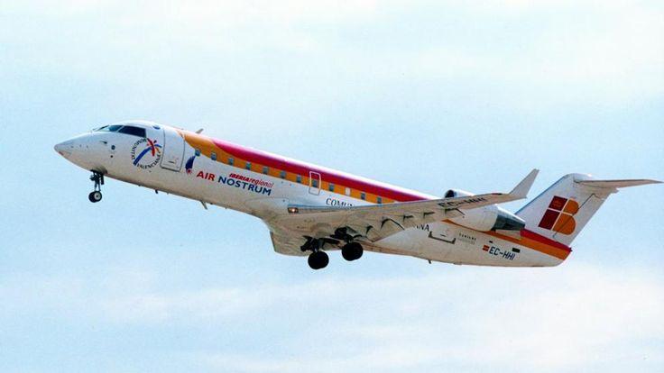 Air Nostrum Barcelona-Valencia