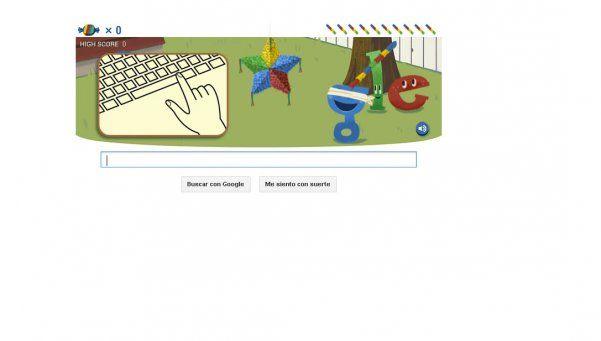 Google celebra su primera década y media. El popular portal de búsquedas por Internet utilizó uno de sus populares doodles para recibir a sus visitantes y recordar sus primeros quince años de vida. http://www.diariopopular.com.ar/c170414