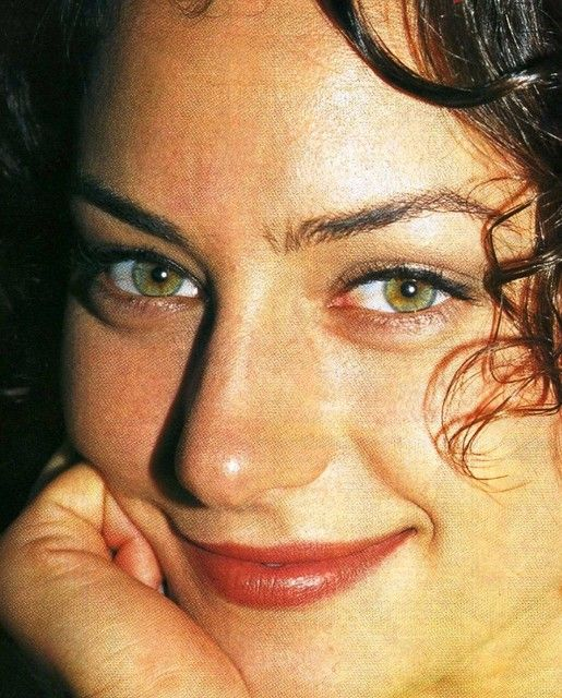 Turkish Actress Sanem Çelik__ Born: May 18, 1975 in Istanbul, Turkey