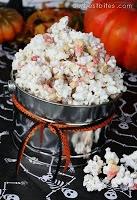 Monster Munch {Halloween Popcorn Mix} | Our Best Bites