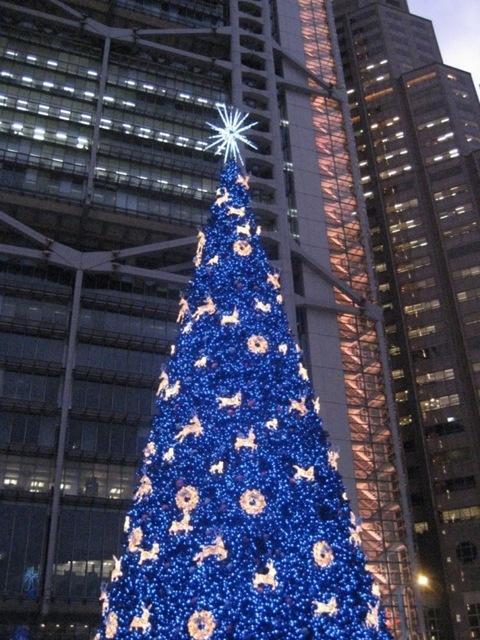 Tiffany And Co Christmas Ornaments Part - 41: Tiffany U0026 Co. Chritmas Tree In Hong Kong; Photo From Bluebalu.
