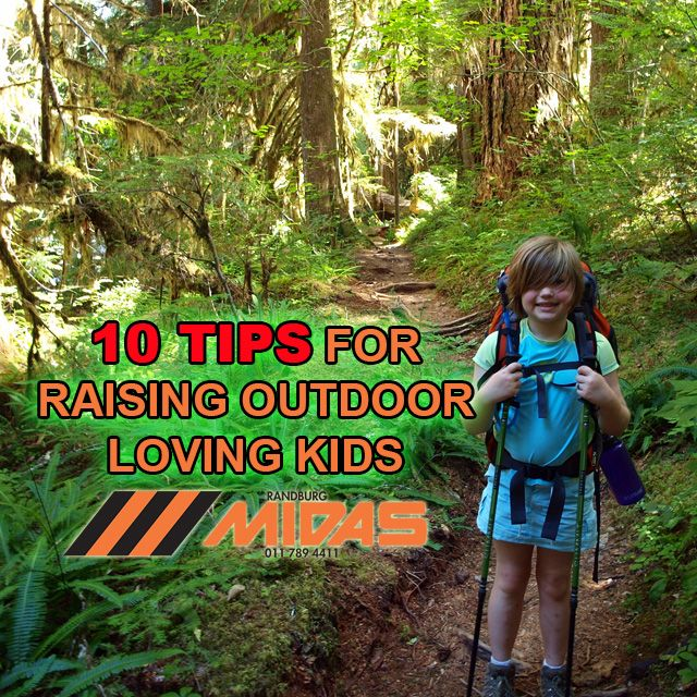 Follow these 10 #tips for raising #outdoor-loving kids and you will be set #Outdoors http://bit.ly/1WeTwgl