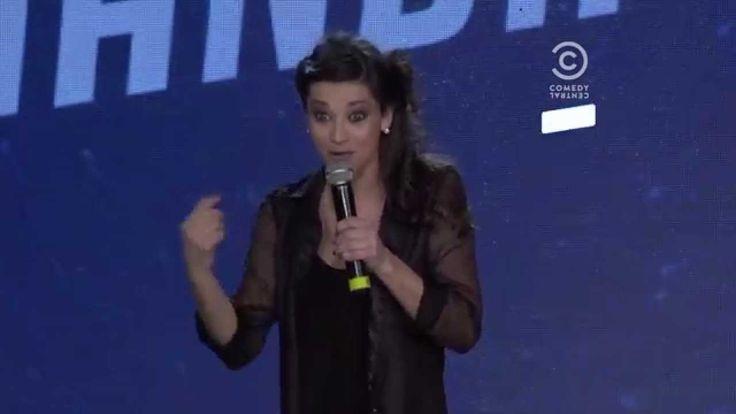 Fernanda Metilli en Comedy Central