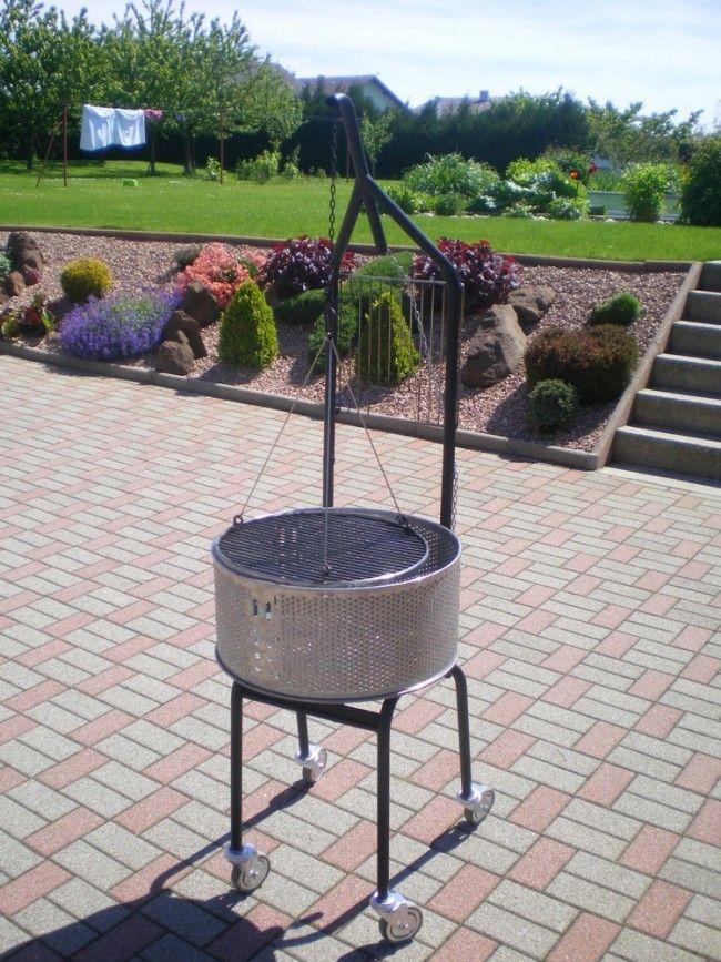 avec des pièces de rechange, facile à trouver ce barbecue a plus de