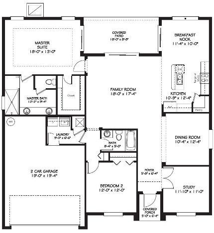 1 779 Square Foot Chic Ascot Ii Model In Tampa Bay Golf