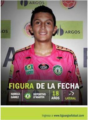 Figura de la cuarta fecha. #FútbolRevolucionado