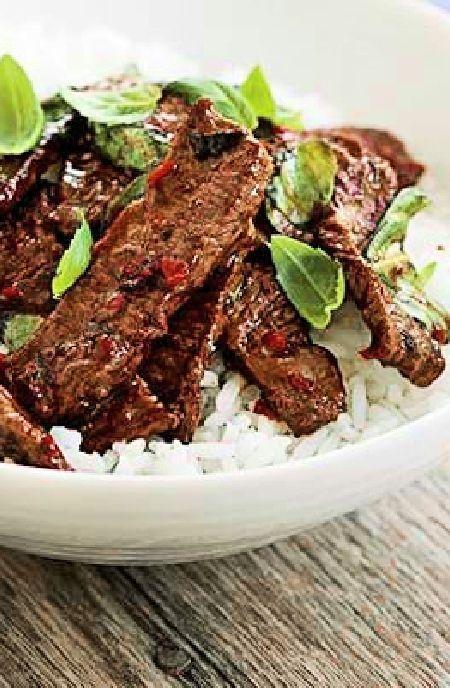 Low FODMAP Recipe and Gluten Free Recipe - Thai beef stir-fry   http://www.ibs-health.com/low_fodmap_thai_beef_stir_fry.html
