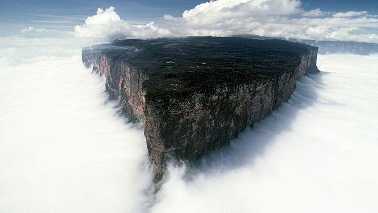 1. Monte Roraima