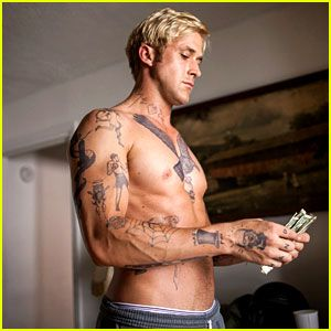 Ryan Gosling: Shirtless in Place Beyond the Pines (Exclusive Still)