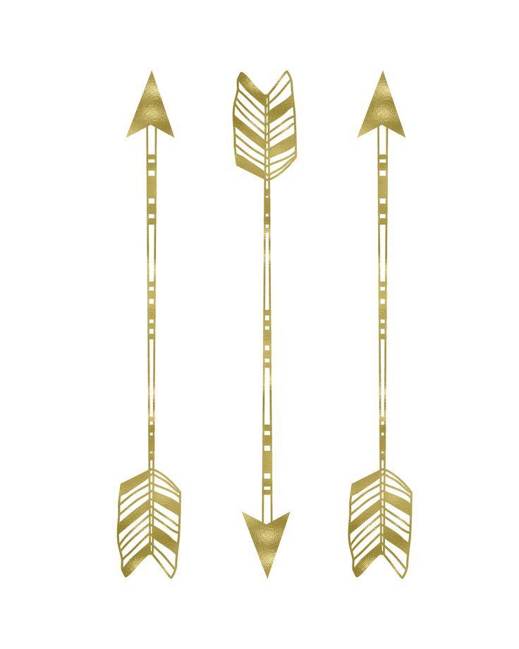 Tribal Arrows Printable Art - Design 2 - These Bare Walls